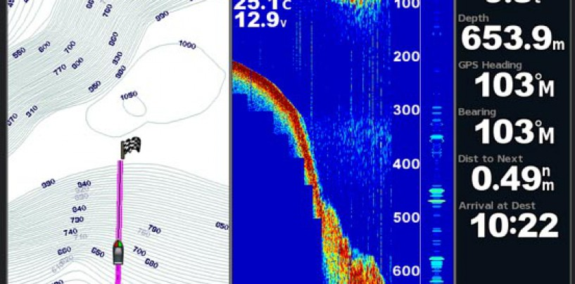 La importancia de una sonda de pesca de altas prestaciones
