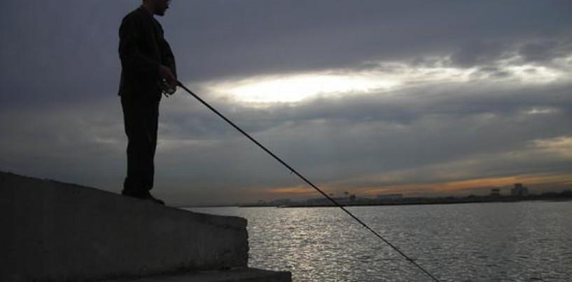 Los mejores lugares para pescar lubinas a spinning nocturno