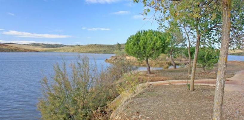 Pesca en el Embalse de los Molinos de Matachel