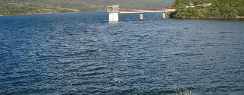 Pesca en el Embalse de Uzquiza