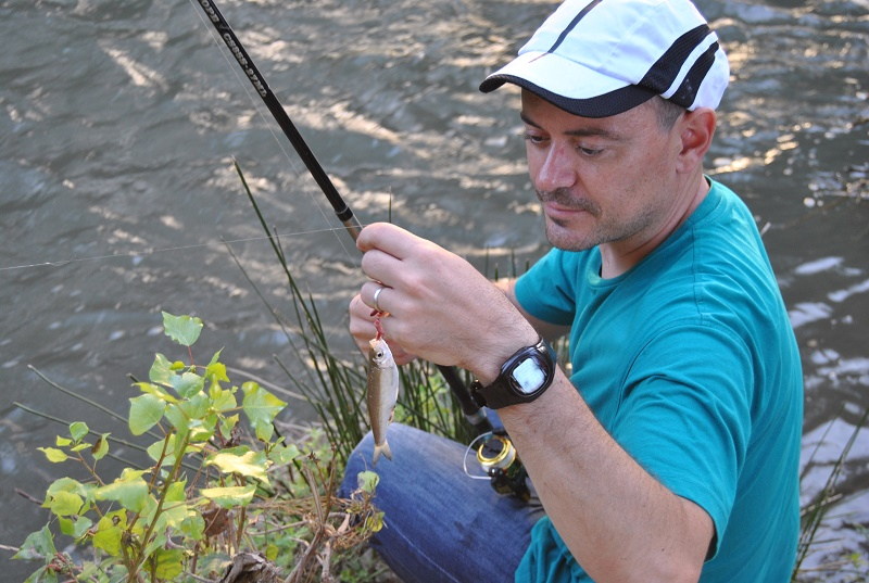 pesca de la madrilla