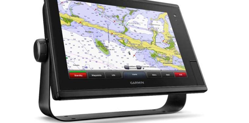Navegar y pescar con las máximas prestaciones de las nuevos equipos Garmin GPSMAP 7400
