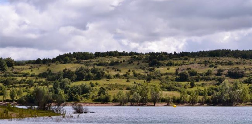 Pesca en el Embalse de Ortigosa