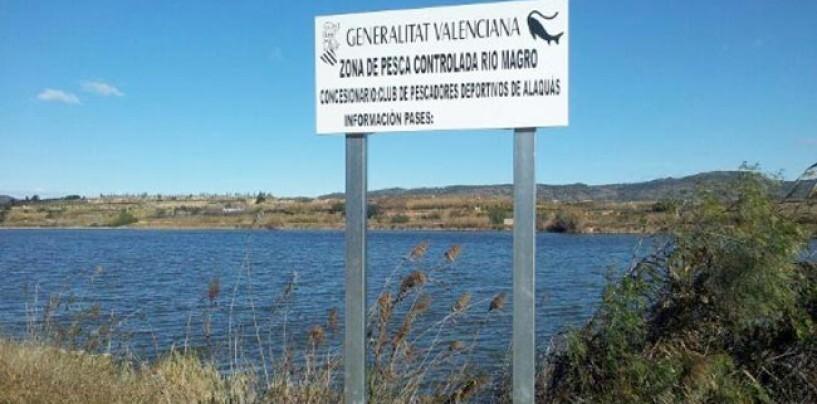 Como sacar la licencia de pesca fluvial de la Comunidad Valenciana