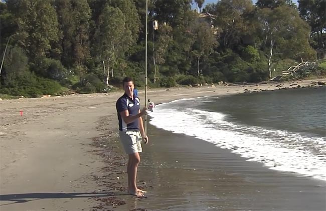 video-surfcasting