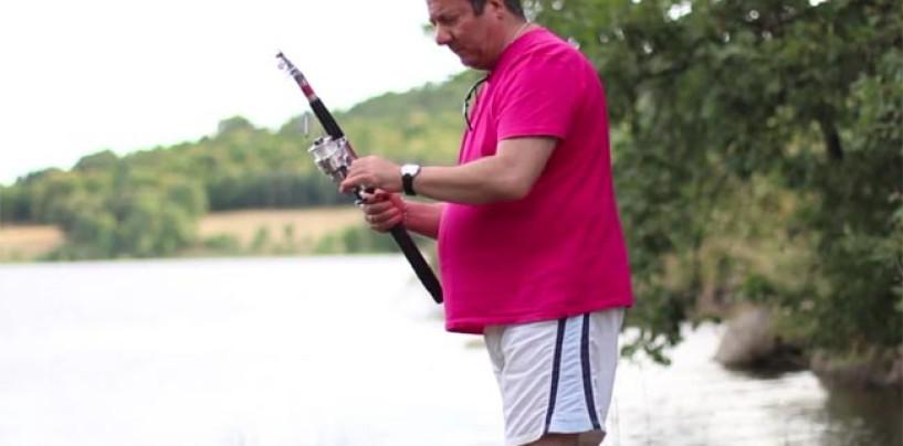 Un día de pesca, ganador de nuestro concurso de vídeos de pesca de mayo