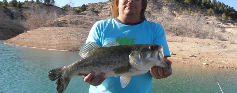 """Pesca del Black Bass, el """"Blas"""" para los amigos ¿Una pesca sobrevalorada?"""