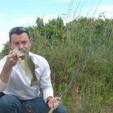 Señuelos básicos para la pesca de black bass desde orilla (I): Señuelos duros