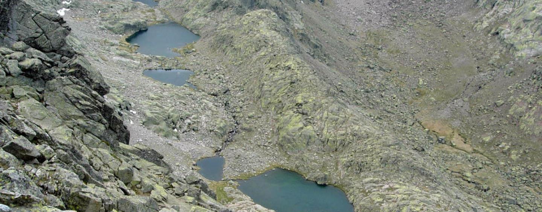 La pesca de Salvelinos en las Cinco Lagunas de Gredos