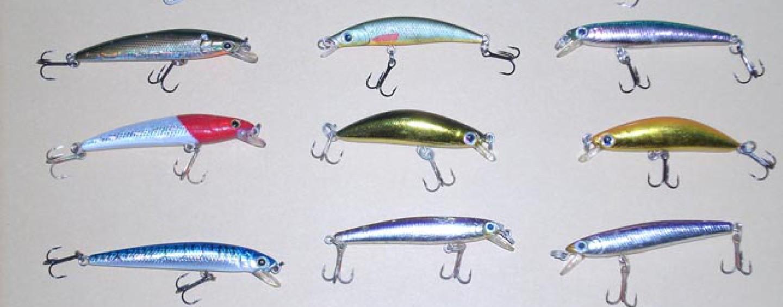 La pesca del black bass con crankbaits (II): las diferentes clases