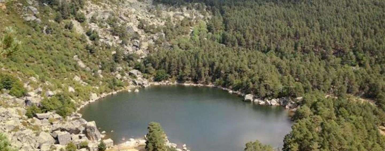 Pesca en la Laguna Negra