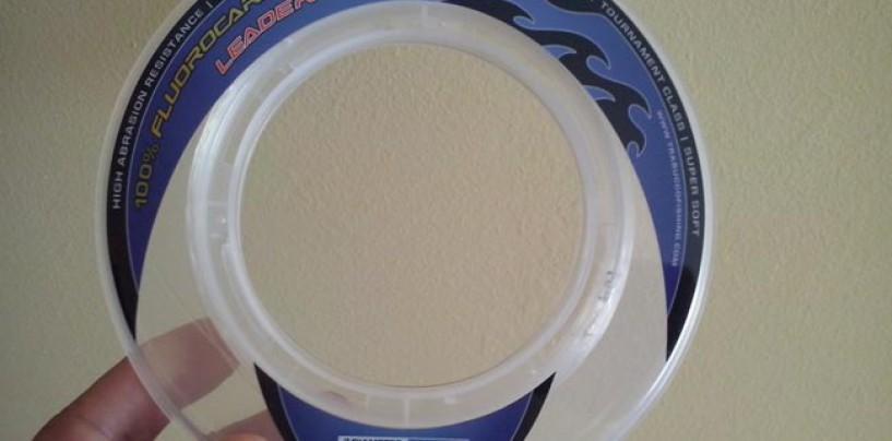 Probando fluorocarbonos: Trabucco Xps Saltwater