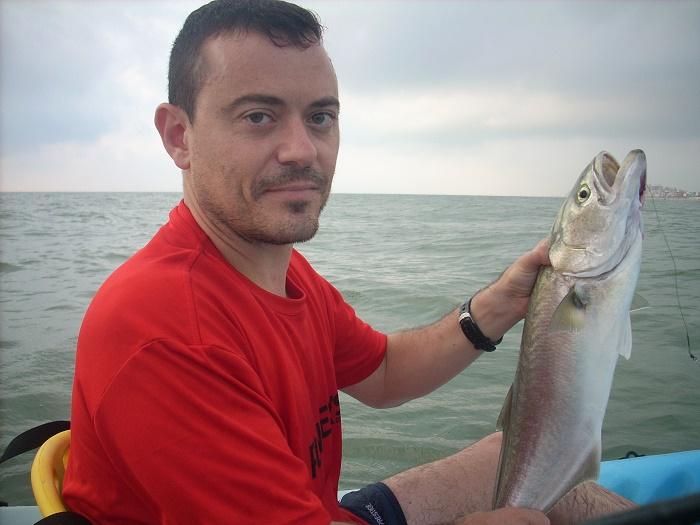 pesca de la anjova a spinning