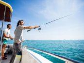 Caperlan presenta su nueva línea de pesca en mar en un evento en el que estuvo presente Cotodepezca