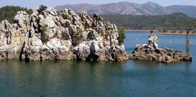 García de Sola, un Embalse y distintos entornos