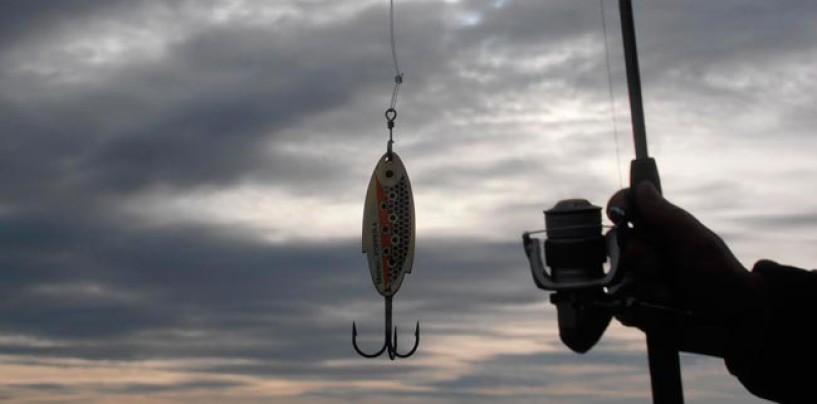 Cucharillas para la pesca de invierno