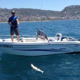 Spinning costero desde embarcación. Escenarios, técnicas, resultados