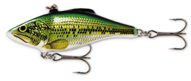 Rattlin'rap de Rapala