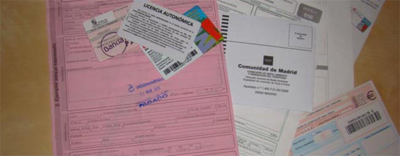 Cómo sacar la licencia interautonómica de pesca desde Madrid y algunas particularidades generales