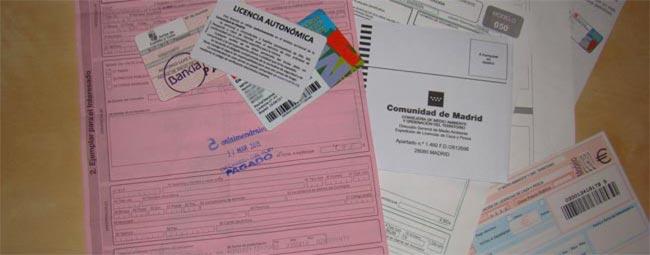 licencia interautonómica de pesca desde Madrid