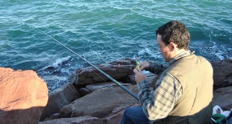 pesca de julia a corcho