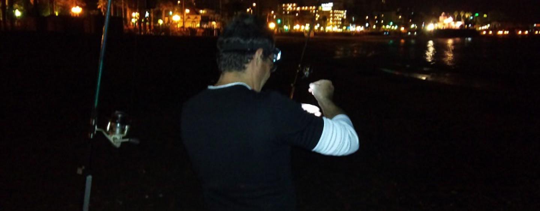 5 consejos para encarar pesca surfcasting nocturna