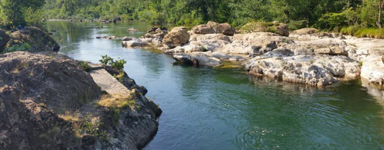 Los ríos salmoneros de España (XIX): El salmón en el Cares-Deva una de las cuencas con mayor riqueza salmonera