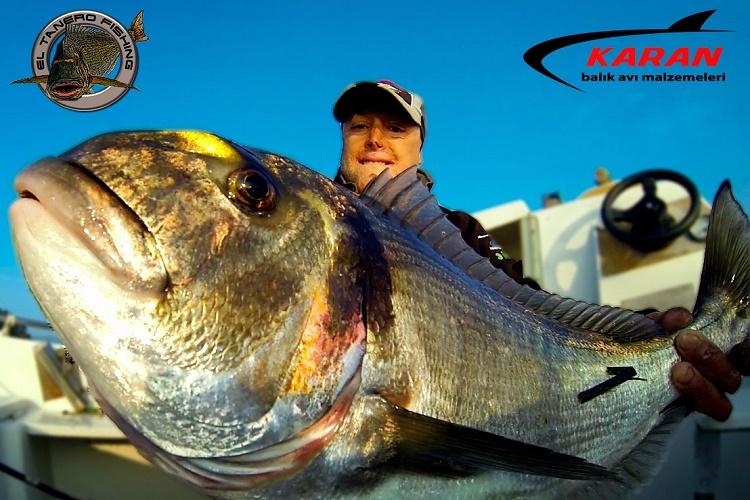 Walter tanero pescador deportivo en España