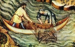 El origen de la pesca, breve historia sobre la evolución de la pesca (1)