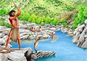 El origen de la pesca, breve historia sobre la evolución de la pesca (2)