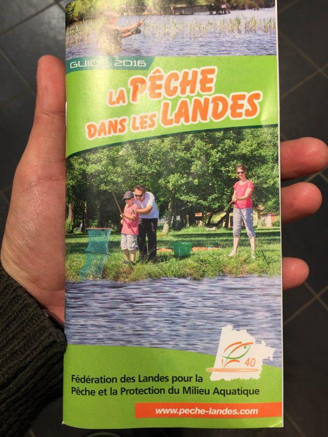 pesca cruzando la frontera de Francia