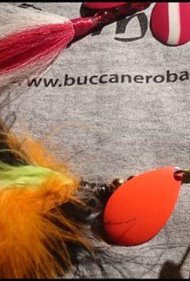 Buccanero's Baits, señuelos para grandes lucios