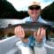 Destinos de pesca: Lago Tromen, un paraiso para la pesca a mosca embarcada en la Patagonia Argentina