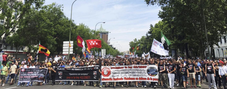 Después de la manifestación en defensa de la pesca y caza ¿Qué pasará? ¿Qué debemos hacer?