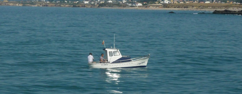Pescar en aguas claras
