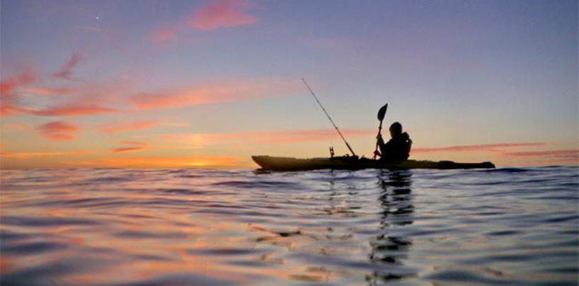 Cómo elegir la mejor sonda para la pesca desde kayak
