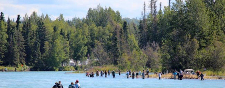 Destinos de pesca: Pesca en Alaska (I) a la búsqueda de las cinco especies de salmones