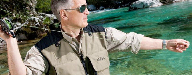 Por qué las gafas polarizadas son imprescindibles para los pescadores todo el año