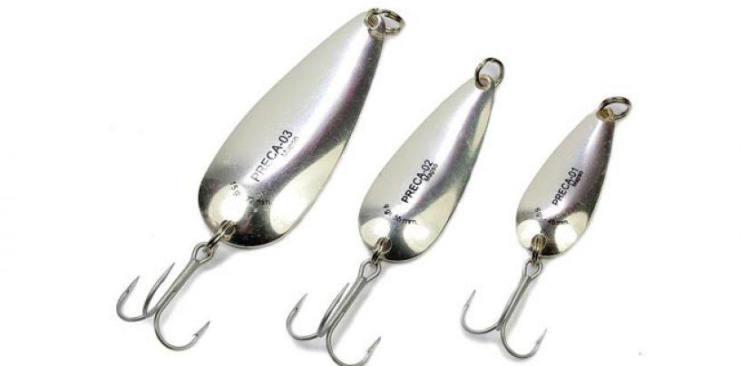 La cuchara ondulante, un artificial efectivo y polivalente que no pasa de moda