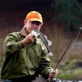 Vídeo de pesca: Black Bass a mosca