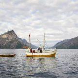 Destinos de pesca: La pesca en noruega en costa