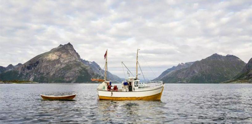 Destinos de pesca: La pesca en noruega en mar