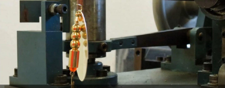 Cucharillas de pesca Mapso, calidad hecha en España