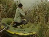 Vídeo de pesca: Carpfishing en las Lagunas de Ruidera