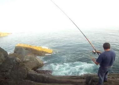 Vídeo de pesca: Sargos a corcho