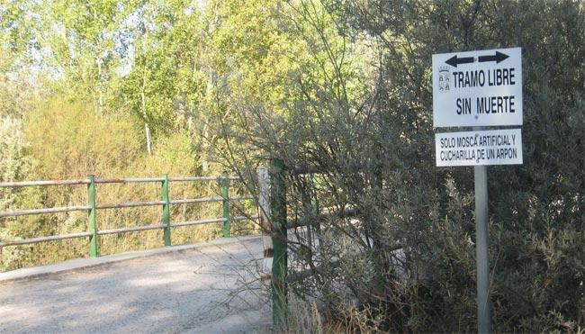 tramo libre río ucero