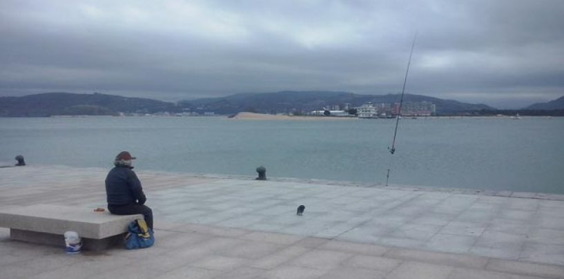 Pescar en aguas claras: todo un reto para el pescador