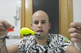 Video de pesca: Montaje de pesca de sargos con boya