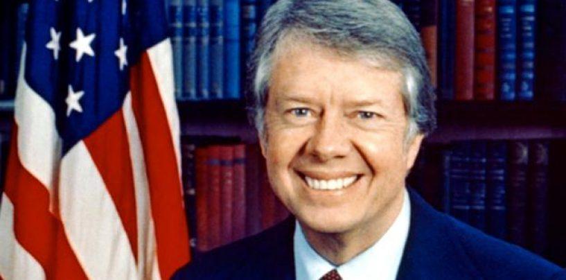 La increíble anécdota de pesca del Presidente Carter.