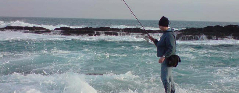 Ahora que cambia el tiempo, no olvidemos los consejos básicos de seguridad en la pesca